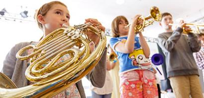 Image for Band Time (ages 3-11)
